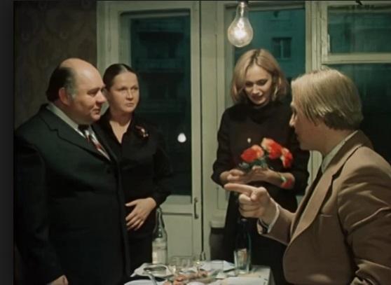 Кадр из фильма «Отпуск в сентябре» (режиссер Виталий Мельников. «Ленфильм», 1979)